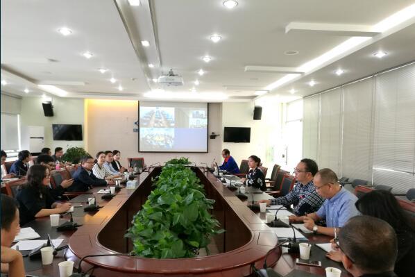 云天化股份有限公司与昆明天泰电子商务有限公司合作项目正式启动